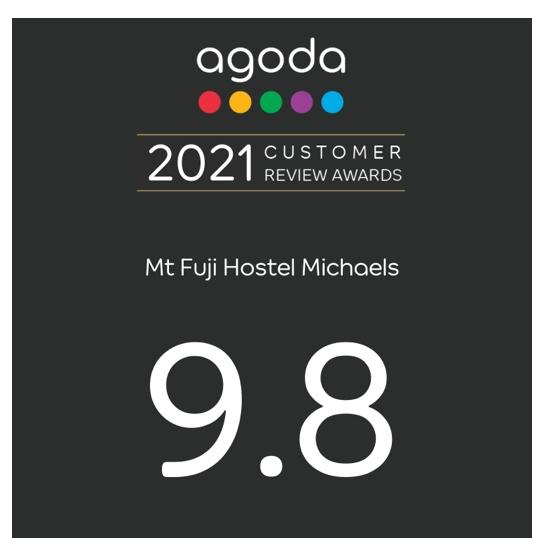 Agoda Award -2021